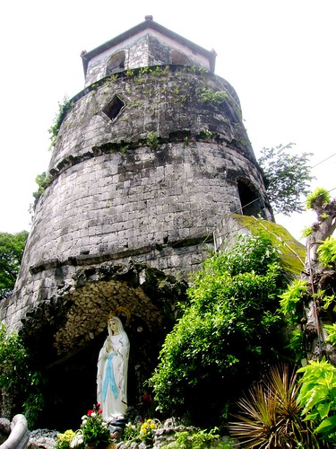 The mighty belfry of Dumaguete