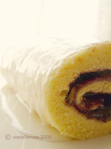 Biscotto alla confettura