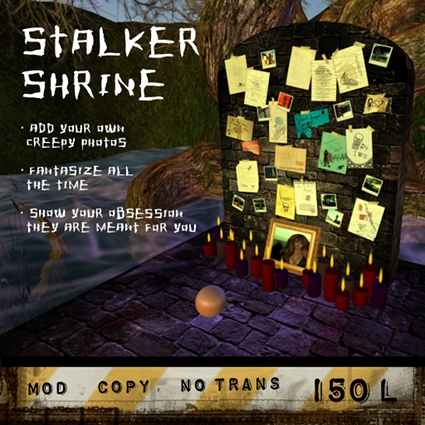 Agent Orange - Stalker Shrine (150L)