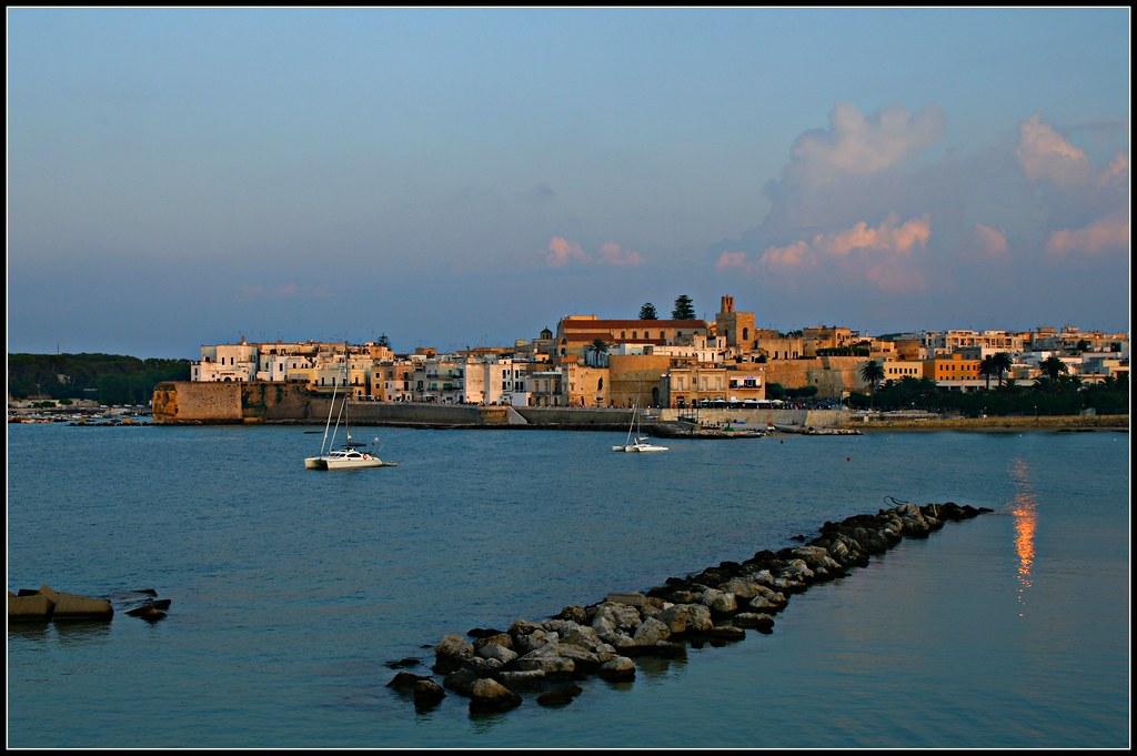 Otranto al tramonto, Flickr, luiginter