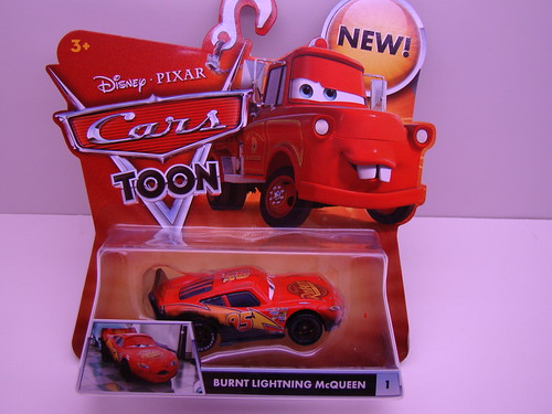 CARS TOONS Burnt McQueen (1)