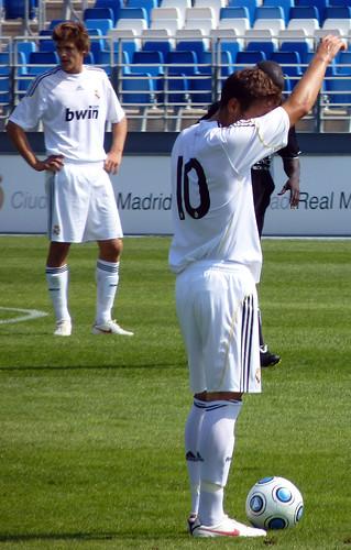 Real Madrid B - shorts