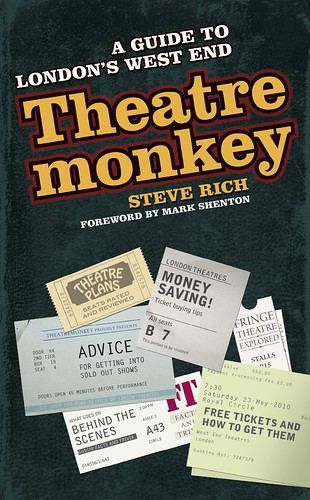 Theatremonkey Cover