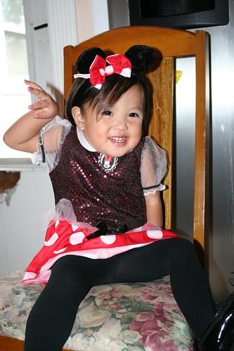 razz as minnie mouse