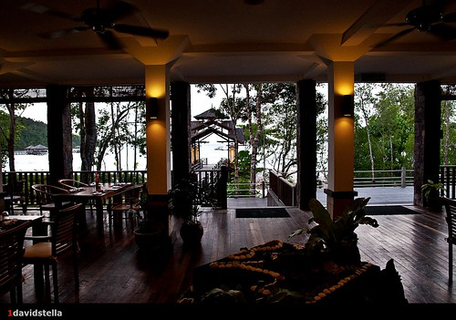 clubhouse at the hibiscus island resort