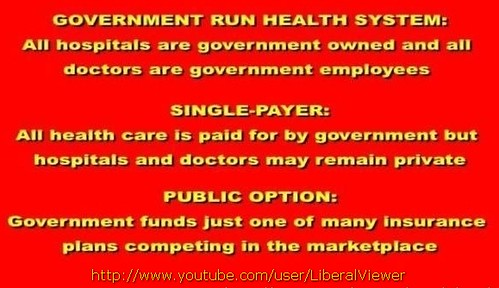 health care options