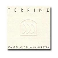2003 Castello della Paneretta Terrine