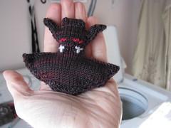 Test Knit - Bat