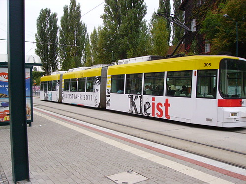 Straßenbahn in Frankfurt (Oder) by thausj