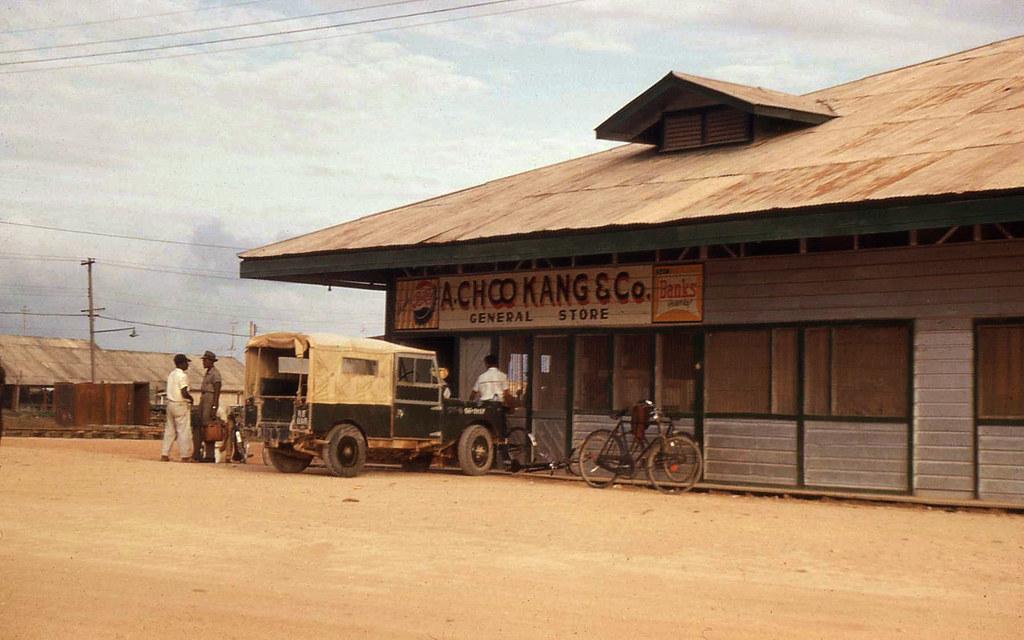 A. Choo Kang General Store Mackenzie, Guyana
