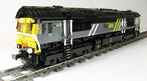 Scrufulous Class 66