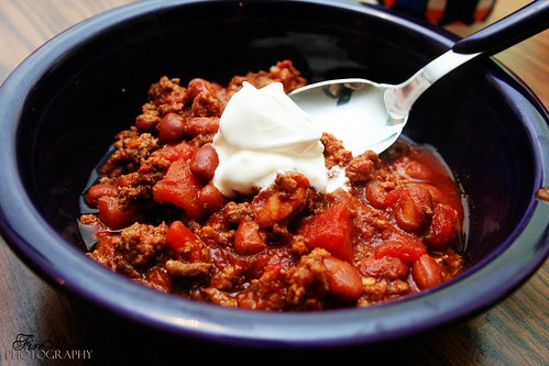 Tangy, Spicy Beer Chili