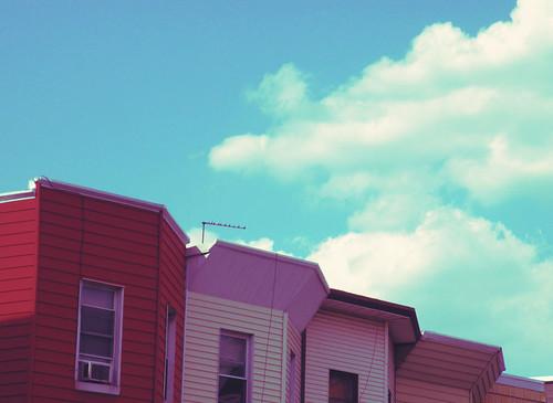 Sky and angles