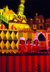 It's a Small World, Disneyland, 1979