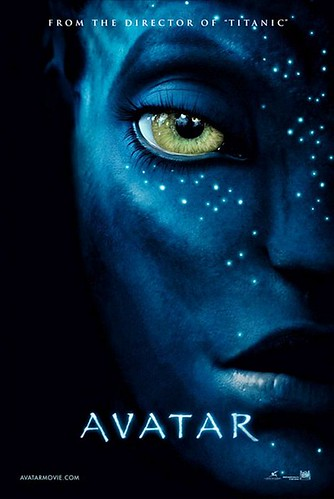 Poster Avatar James Cameron by Cine Fanatico.