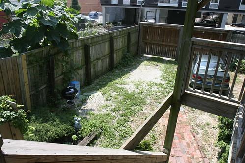 backyard/parking