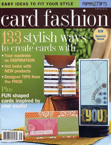 Card Fashion, 2006