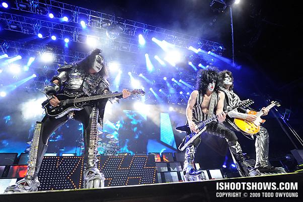 KISS: Concert Photos