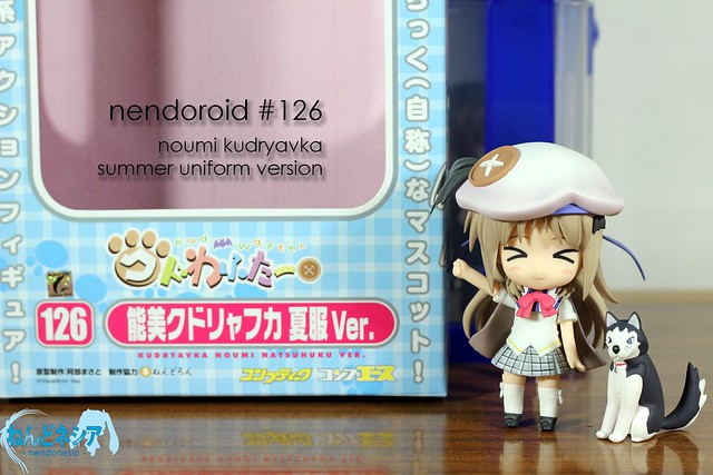 Nendoroid Noumi Kudryavka: Summer Clothes version