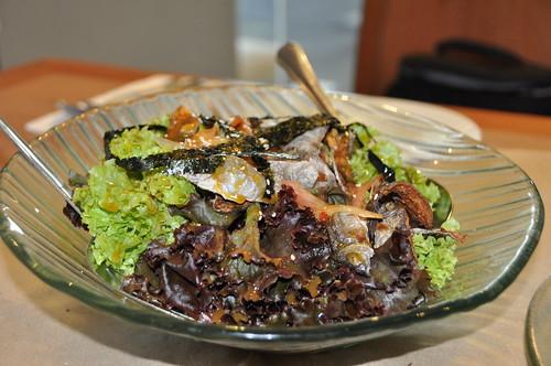 Danggit Salad, Fish Out of Water, Greenbelt 5
