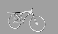 My preliminary IBDC bike.. not done..