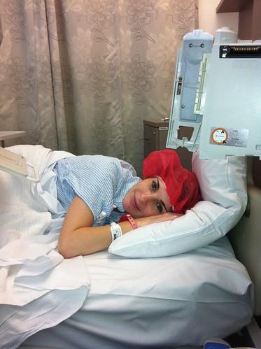 Second biopsy -18 June 2011