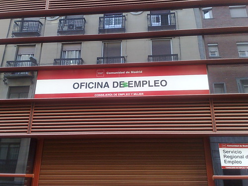 Oficina de desempleo