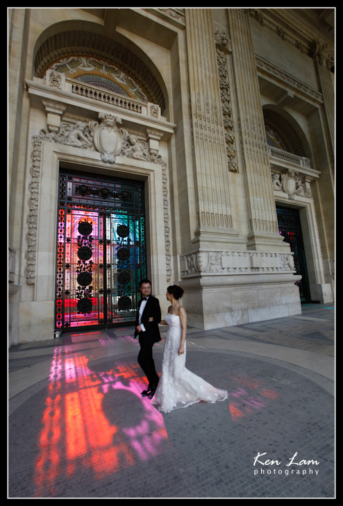 Yvonne & Simon - Pre-wedding in Paris
