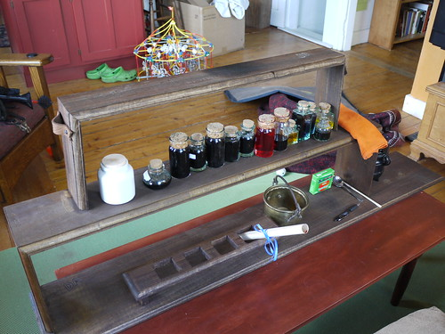 Potions bench