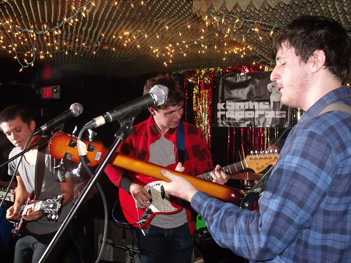 Surfer Blood @ CMJ, Cake Shop by you.