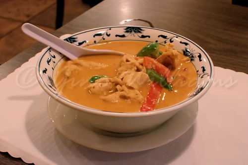 Chicken Panang Curry