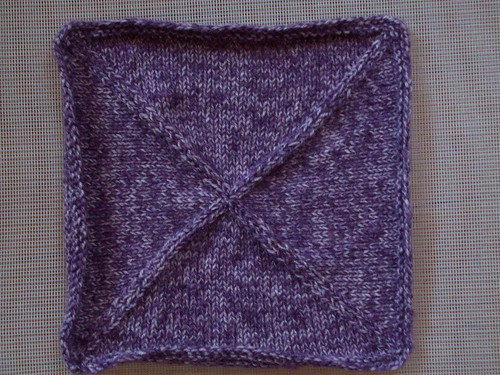 Plain 9 Blanket Square