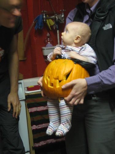 Pumpkin Baby!!