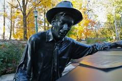 Hoagy Carmichael Statue