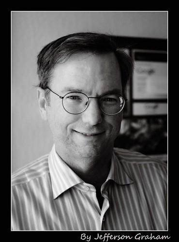 Google CEO Eric Schmidt by Jefferson Graham