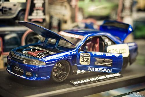 Nissan Skyline GTR R32. - 51/365