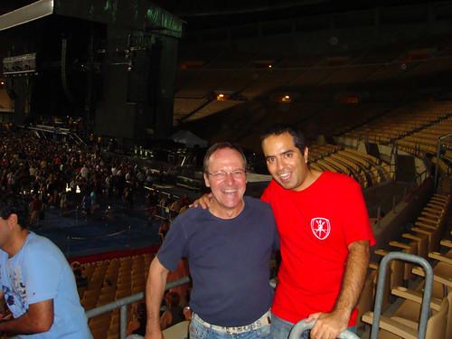 Sevilla Springsteen 13 Alfonso y Nacho lo vivieron