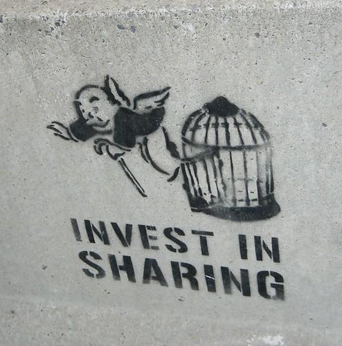 """Sharing"" by Toban Black, on Flickr"