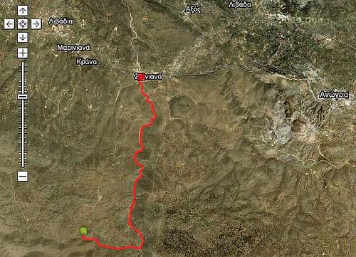 zoniana path