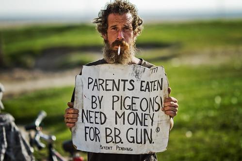 Parents Eaten...