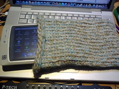 Joe's first knit