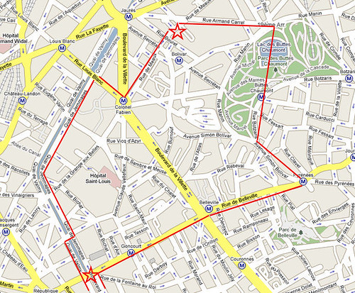 03 map - Canal St-Martin