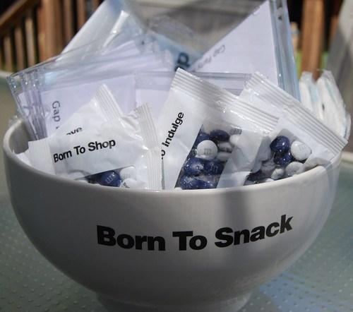 Born to Snack