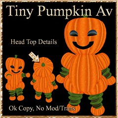 Tiny Pumpkin Avatar