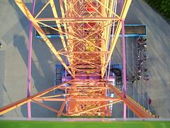 Cedar Point - Giant Wheel Looking Down