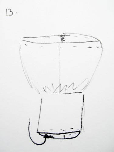 sewing a balloon skirt 13