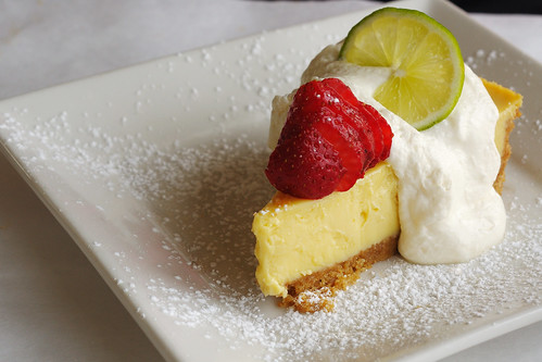 Key Lime Pie at Coastal Kitchen