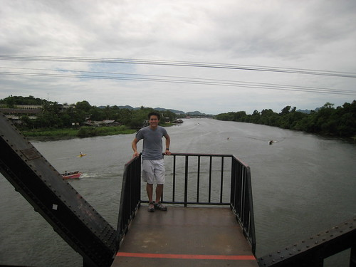 Jeath River Bridge (Bangkok, Thailand)