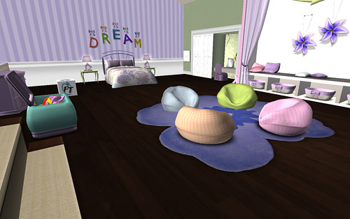 The Loft - Childrens Room