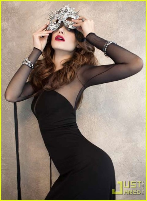 Emmy Rossum Covers 2 Magazine 3